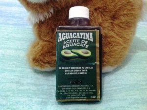 Avocado Oil – Aguacatina in Spanish