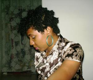 Defined Twist Out - Side