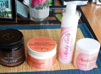 My Hair Saver Products